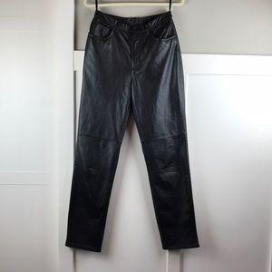 f777c357c22fdf Jones New York. Jones New York leather pants ...